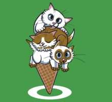Kitten Cone Kids Clothes