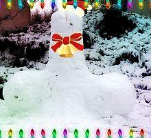 a christmas card for folk ye dinny like! by joak
