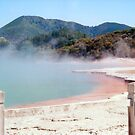 Wai-O-Tapu, thermal pools New Zealand by apple88