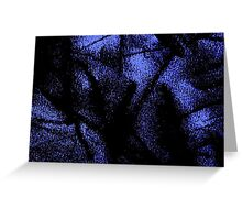 Midnight rendevous Greeting Card