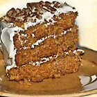 If Life Were A Piece Of Carrot Cake, I'd Have More Than One Piece!  by Diane Schuster
