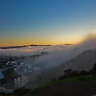 South San Francisco Fog by Bob Moore