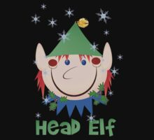 Head Elf by Lotacats