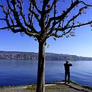 Photographing the Lake of Zurich by Charmiene Maxwell-batten