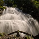 Bridal Veil Falls by Michael Garson
