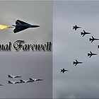 F111 Final Farewell by Kym Howard