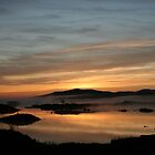 Rannoch sunrise by beavo