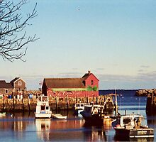 Motif # 1 ~ A Rockport Christmas by artwhiz47