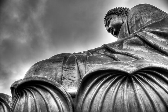 Lantau Buddah by Paul Thompson Photography