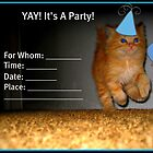Yay! It's A Party! Invitation~ by AngieBanta