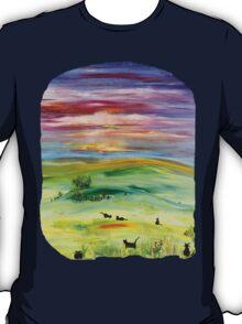 Black cats T option 2 T-Shirt