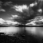 Kluane Lake - Yucon by PhotomasWorld
