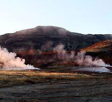 Geothermal Fields by Ritva Ikonen