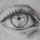 Eye by Mandy Kerr