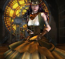 Victorian Clockwork by InertiaK