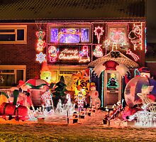 Did Someone Mention Christmas ??  - HDR by Colin J Williams Photography