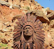 Quanah Parker by Loree McComb