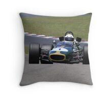 Brabham BT 24 Throw Pillow
