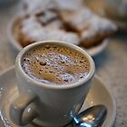 Coffee & Beignets - Cafe Du Monde - New Orleans, Louisiana by jscherr