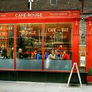Cafe Rouge in York by Christine Smith