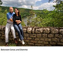 Dordogne - Old stone bridge between Cenac and Domme by macondo
