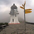 Cape reinga by cheeckymonkey