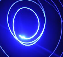 Light Abstract by Corkle