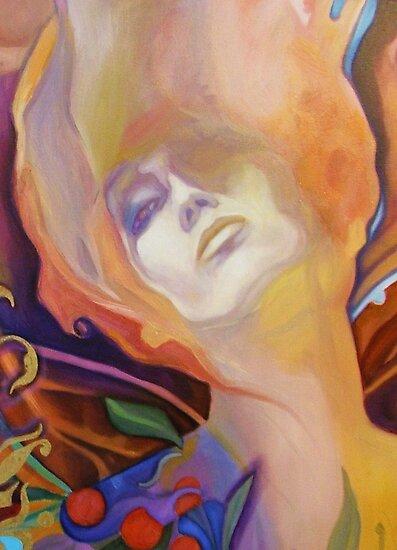 Phoenix (Detail) by Sukhwinder Flora