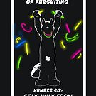 Rules of Fursuiting: #6 Print by Zhivago