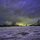 Winter horizon by Shienna