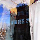 window shopping 12:18 PM for John Douglas by Bruce Miller