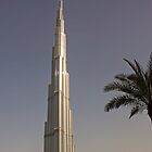 Burj Khalifa by Tony Walton