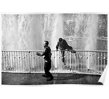In the fountain6 Poster