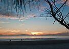 On the Beach by Odille Esmonde-Morgan