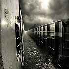 train in the clouds ... by bbtomas