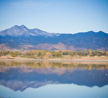 Twin Peaks Reflections by Bo Insogna
