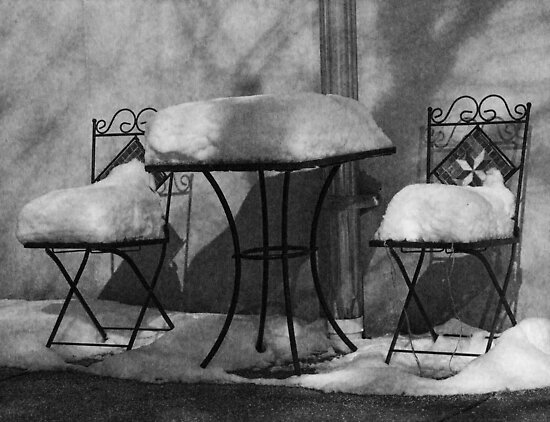 Tea For Two ~ Lesser Lake Effect, Hamburg, NY, USA by artwhiz47