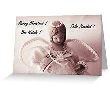 Merry Christmas Series #1 Greeting Card