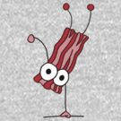 Brake Dance Bacon by gunezzue