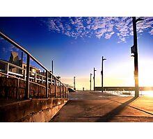 Newcastle Baths Photographic Print