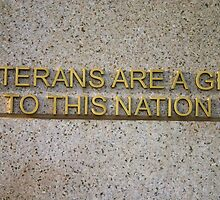 Veterans are a Gift to This Nation by Guinevere White