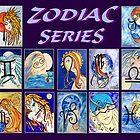 Zodiac Calendar by Robin Monroe