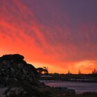 Sunset - Thomson Bay Rottnest Island by lucynab