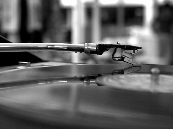 Romance with Vinyl by Ben Loveday