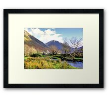 Packhorse Bridge - Wasdale Head #2 Framed Print