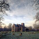 - All Saints' Church, Chelsworth by Christopher Cullen