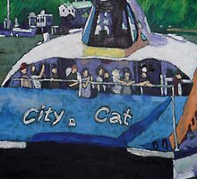 City Cat by DavidRManuel