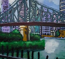 Story Bridge I by DavidRManuel