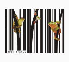 frog barcode T-Shirt