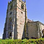 St Andrew's Church, Cubley, Derbyshire by Rod Johnson
